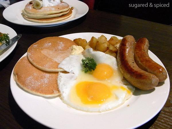 Shanghai Mr Pancake House Sugared Amp Spiced
