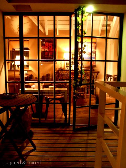 Shanghai Zen Cafe Sugared Amp Spiced