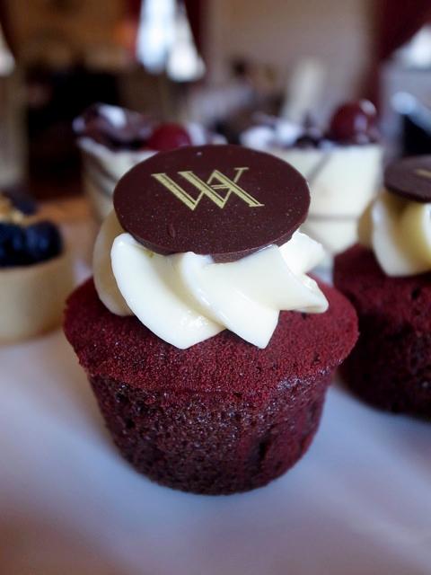 Red Velvet Tea Cakes