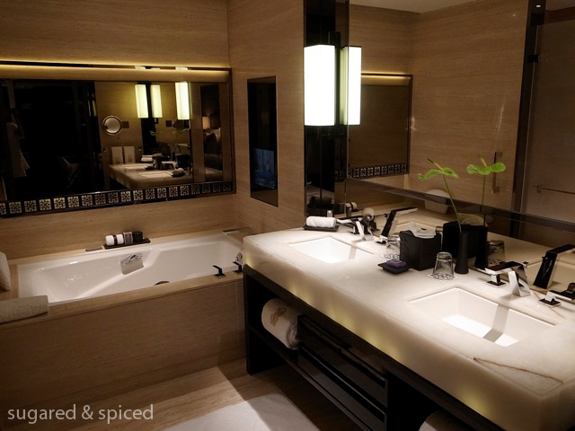 Hong Kong The Ritz Carlton Hotel Sugared Amp Spiced