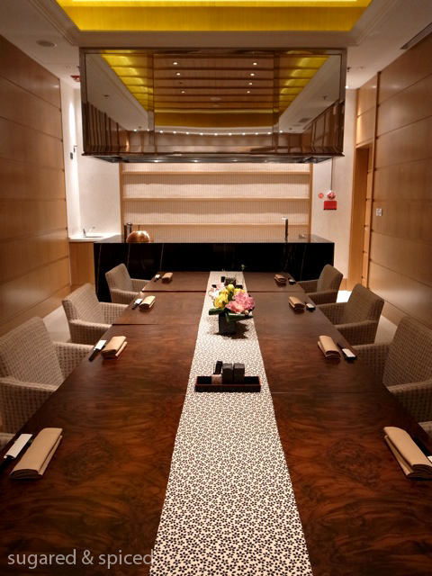 Shanghai Inagiku At Marriott Hotel City Centre Sugared