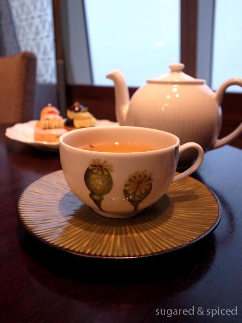 Shanghai Afternoon Tea At The Living Room Park Hyatt 2 Sugared Spiced