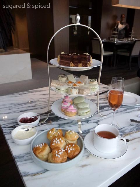 Sydney Park Hyatt Afternoon Tea Hotel Tour Sugared