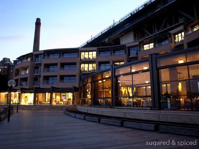 Sydney Park Hyatt Afternoon Tea Hotel Tour Sugared Spiced
