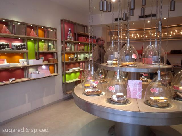 Paris la p tisserie des r ves sugared spiced - La patisserie des reves salon de the ...