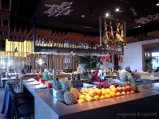 w barcelona bravo menu naples - photo#7