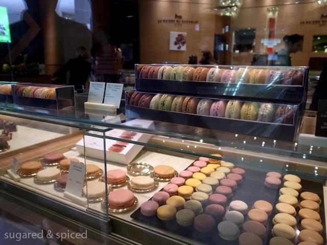 Paris La Maison Du Chocolat Sugared Spiced