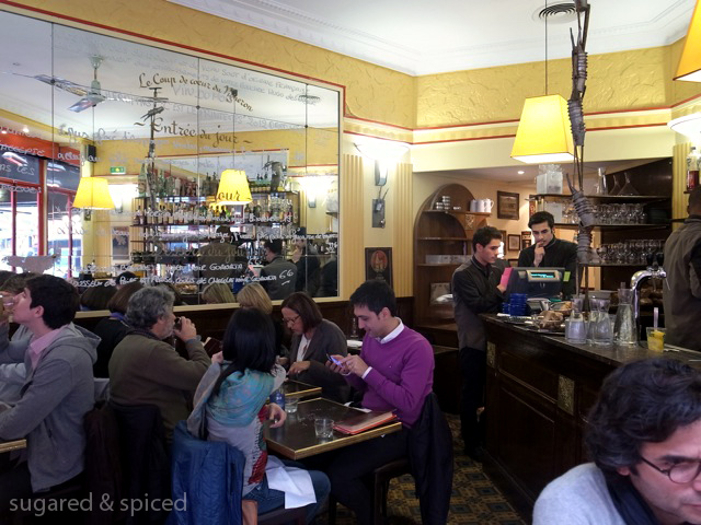 Paris le comptoir du relais 2 sugared spiced - Le comptoir paris restaurant reservations ...
