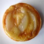 Gâteaux Thoumieux - Tarte poire/caramel au beurre demi-sel