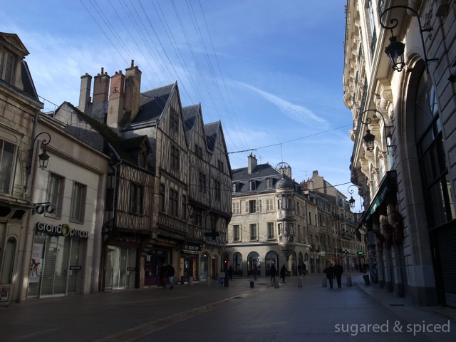 dijon in one day