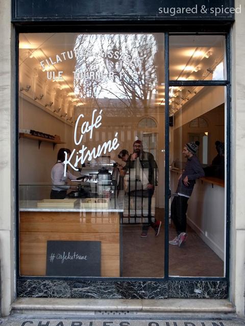Cafe Kitsune Paris