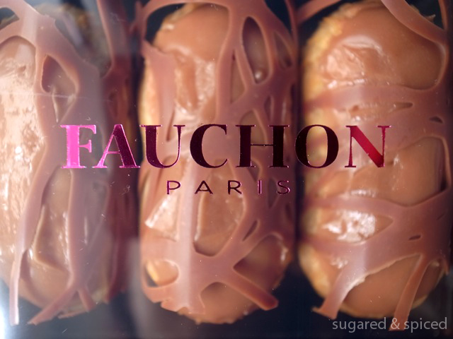 sugared & spiced fauchon