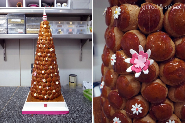 sugared & spiced - fauchon pastry kitchen snapshots