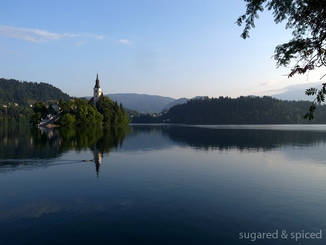 sugared & spiced - slovenia bled