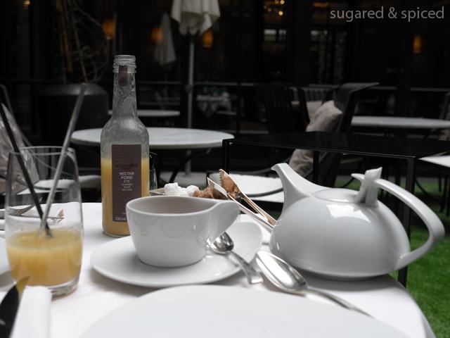sugared & spiced - paris le burgundy
