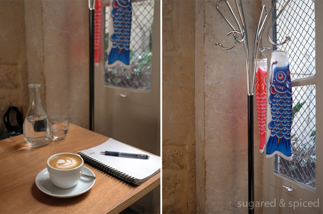 sugared & spiced - paris fragments cafe