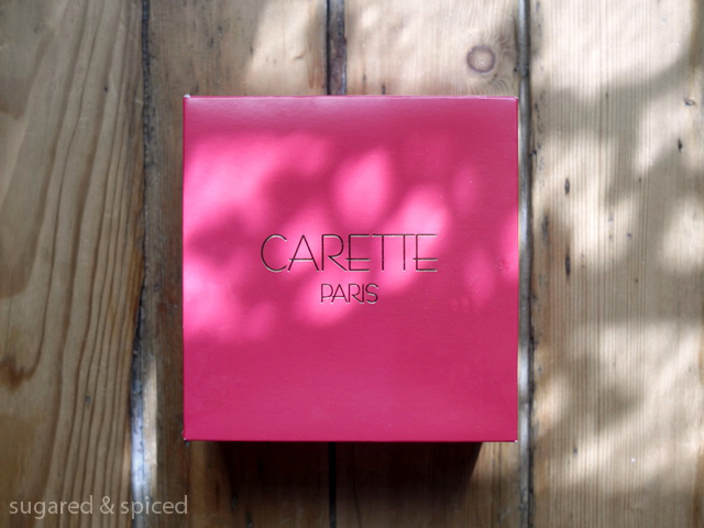 sugared & spiced - pastry kitchen diary carette