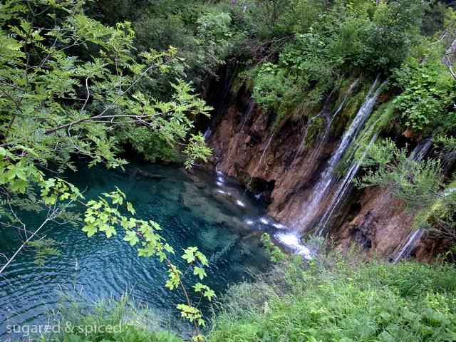 sugared & spiced - croatia plitvice lakes national park