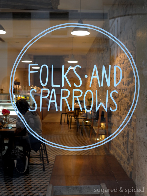 sugared & spiced - paris folks & sparrows