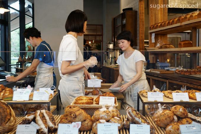 bricolage bread & co. tokyo